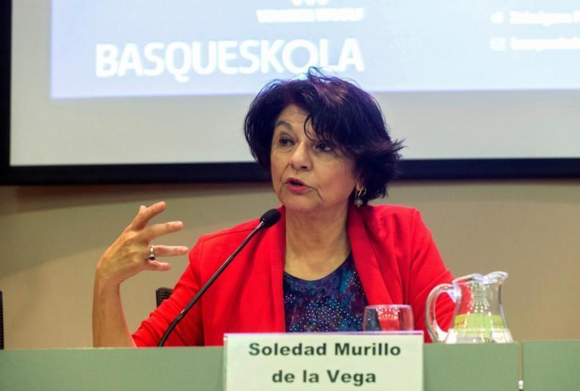 Conferena de la secretaria de Estado de Igualdad